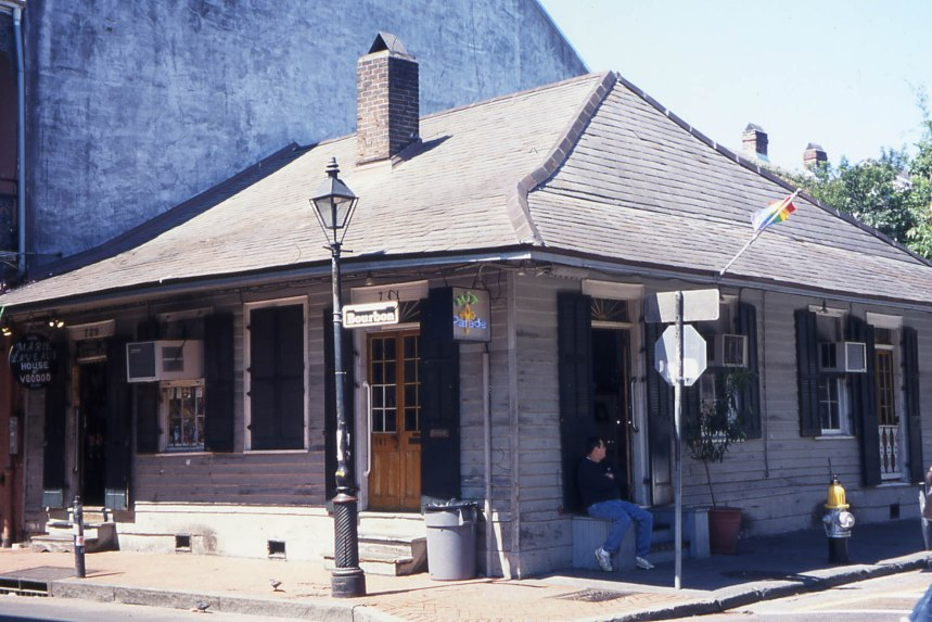 Voodoo house on Bourbon