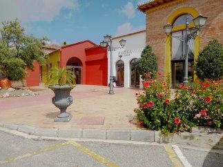 Exterior-Hotel-Vinuela,-Malaga