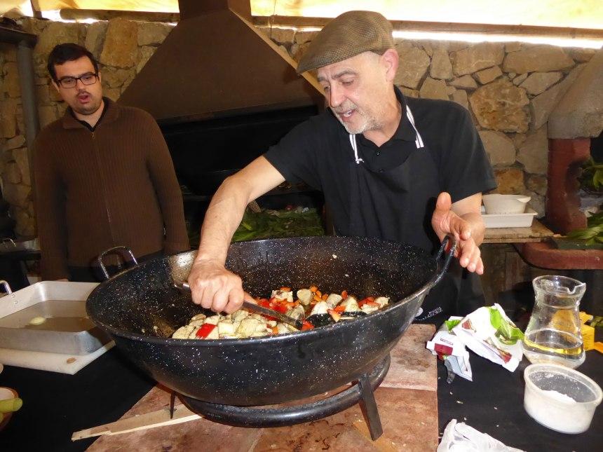 Paella-chef