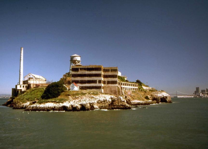 Alcatraz XXX