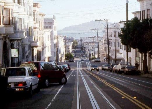 San-Franscisco's-famous-hill