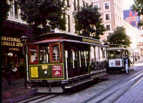 Trolley Cars