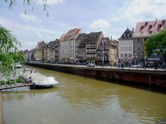 Canal-scene-in-Petite-France