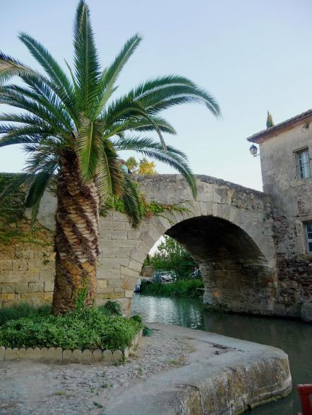 La Somail, France