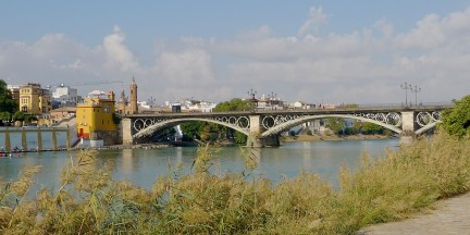 Triana-Bridge,-Seville