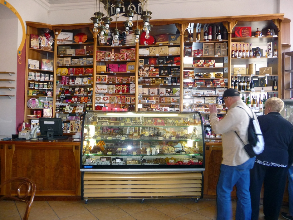 Old Fashioned Sweet shop