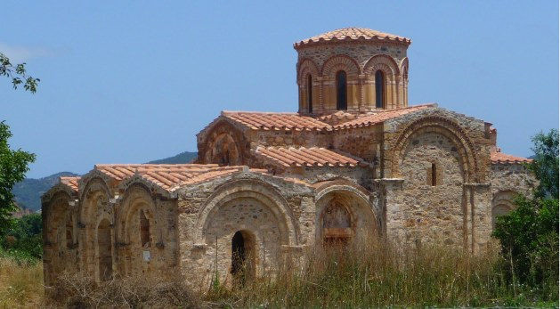 Oldest Byzantine Church in Crete