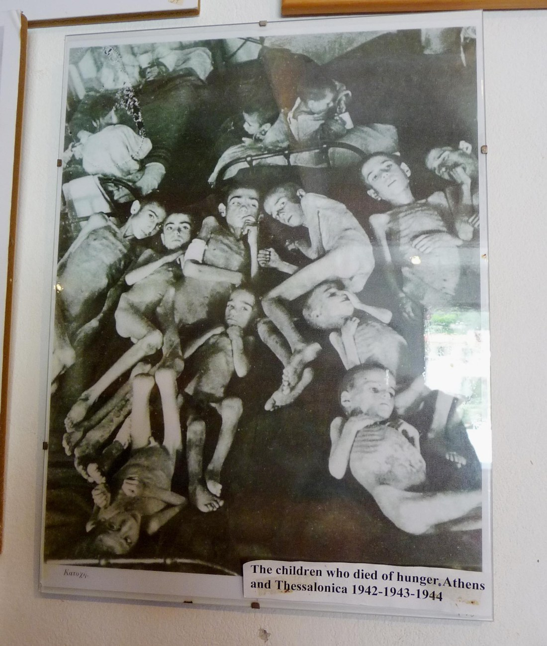 Photo from Resistance Museum in Therissos