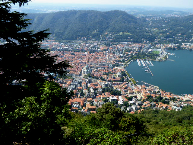 Como from above 1