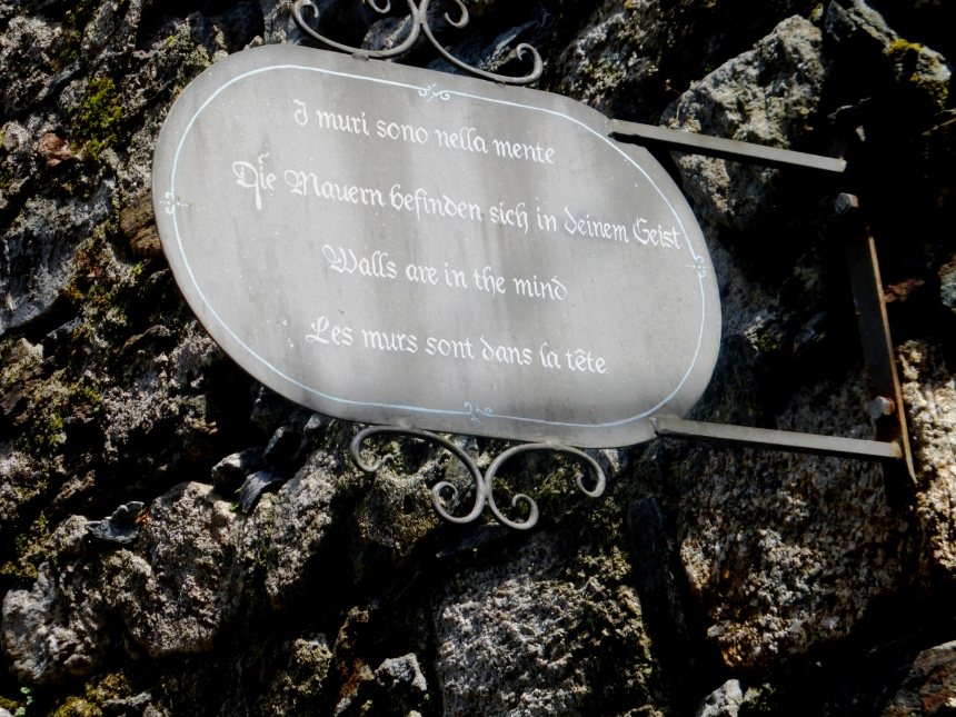 Plaque on Silent Way