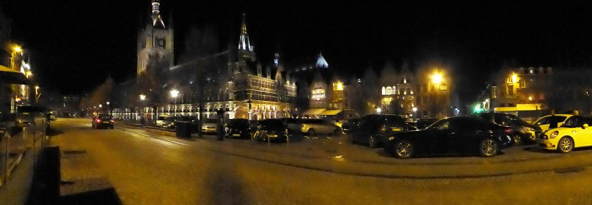 Ypres by night