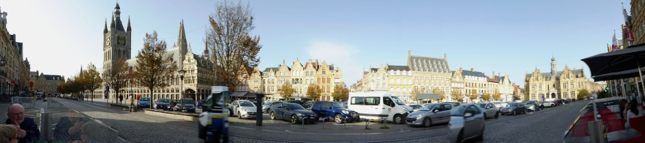Ypres Panorama (sort of)