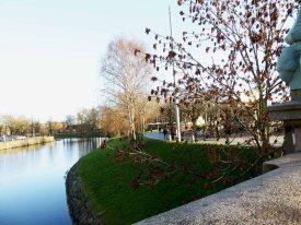 Canal walk in Gothenburg 2