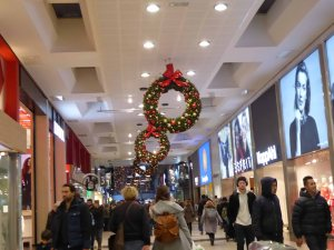 Shopping Mall, Gothenburg