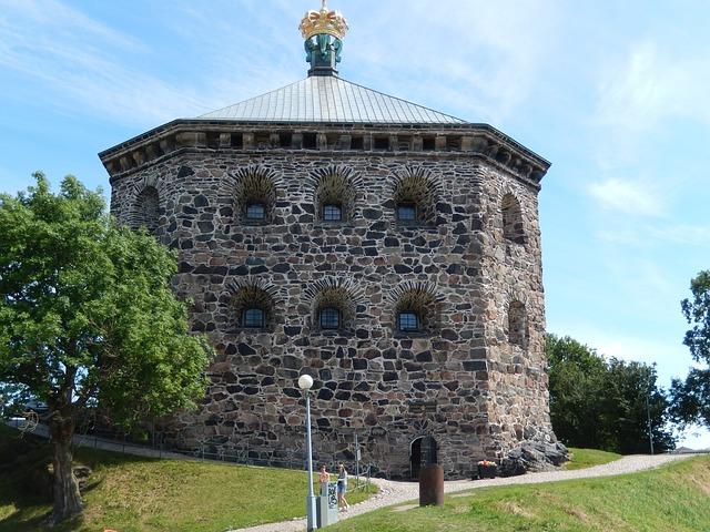 Skansen Kronan, Gothenburg- Pixabay