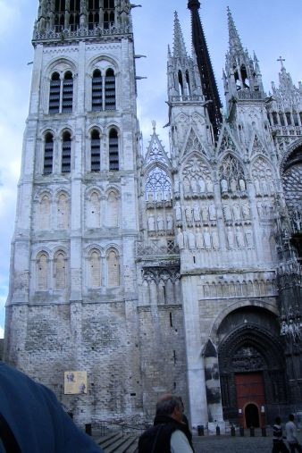 Notre-Dame Cathederal, Rouen