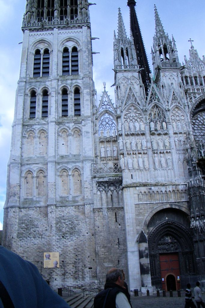 Notre-Dame Cathedral, Rouen