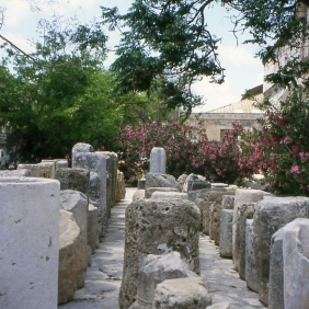 Excavations at Limassol