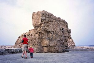 Old Walls at Paphos