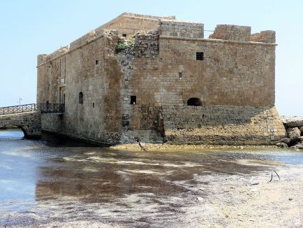 The Fortress, Paphos, Cyprus