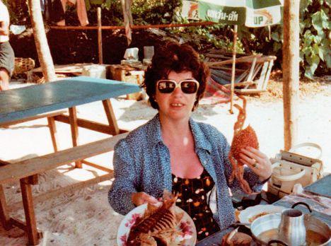 Yes, a long time ago! Circa 1980