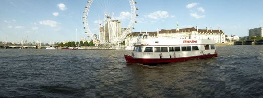 City Cruises on the River