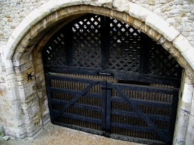 Traitor's Gate at Tower of London