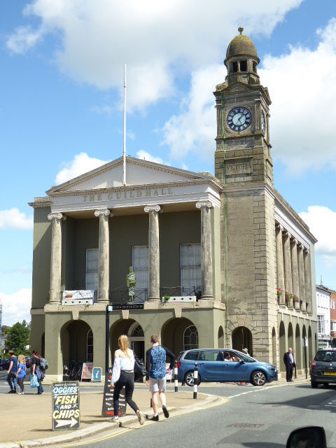 The Guildhall, Newport.jpg ©VisitIsleofWight.com