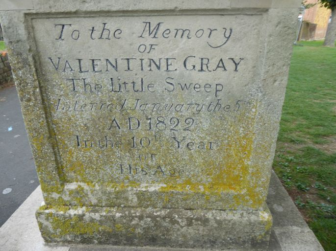 Valentine Grey