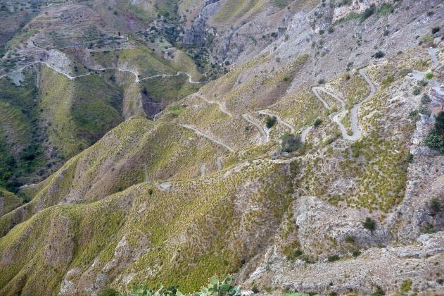 Mountain Tracks (Casteldemola)