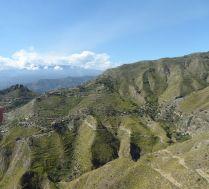 Mountains around Castelmolo