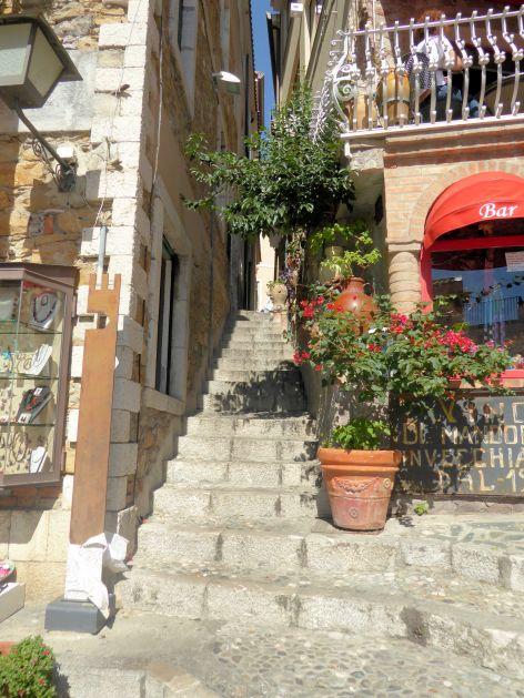 Sidestreet in Castelmoro