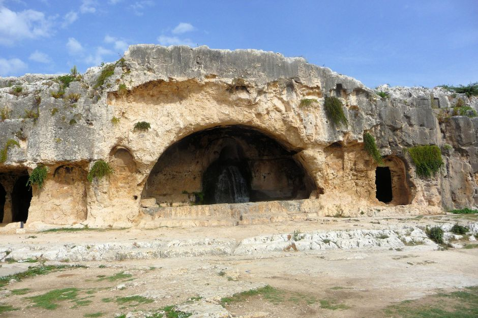 cave of the nympheam
