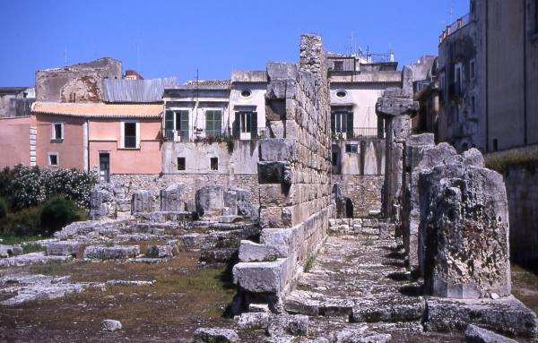 Greek Ruins in Siracusa