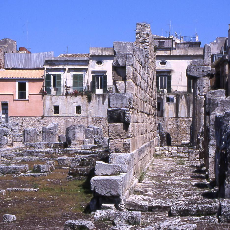 Greek Ruins in Siracusa