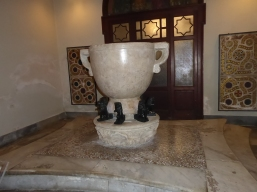 Marble Christening Font