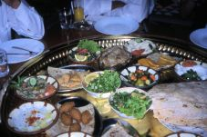 Mezze Table