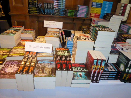 Part of the Bookstand