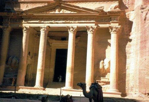 Petra, Treasury