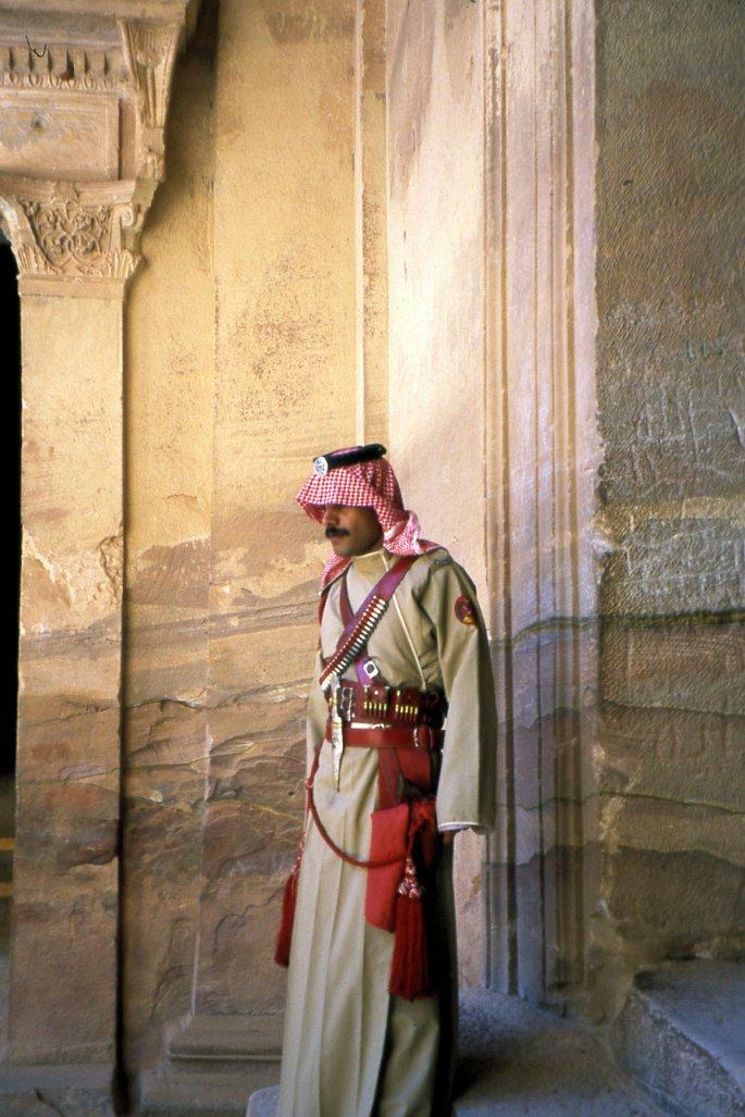 Royal Jordanian Police Guard