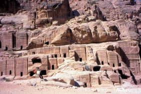 Street of Tombs