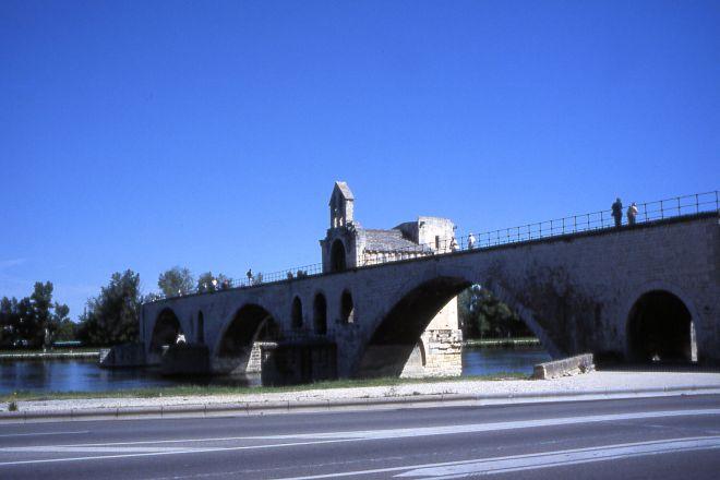 Avignon Bridge 2