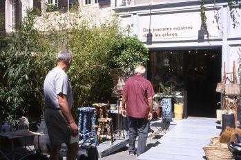 St. Remy, craft shop